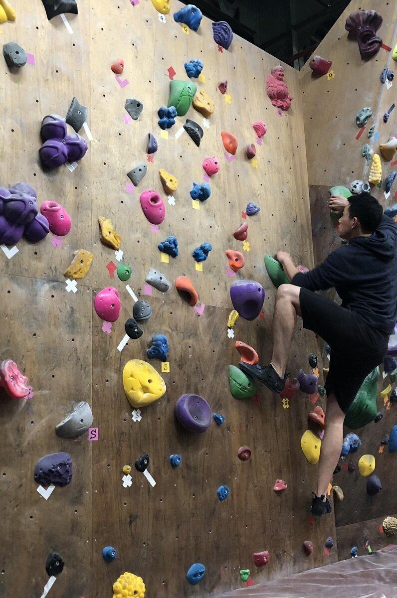Climbing Gym NICO(クライミングジム ニコ)