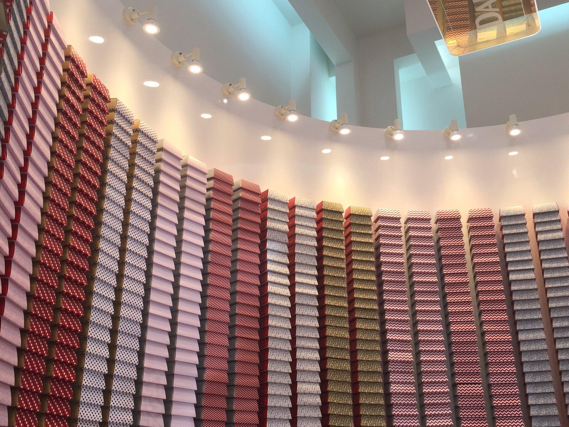 【表参道に「ダースブランドショップ」登場】チョコレートで有名な『ダース』の期間限定ショップ☆