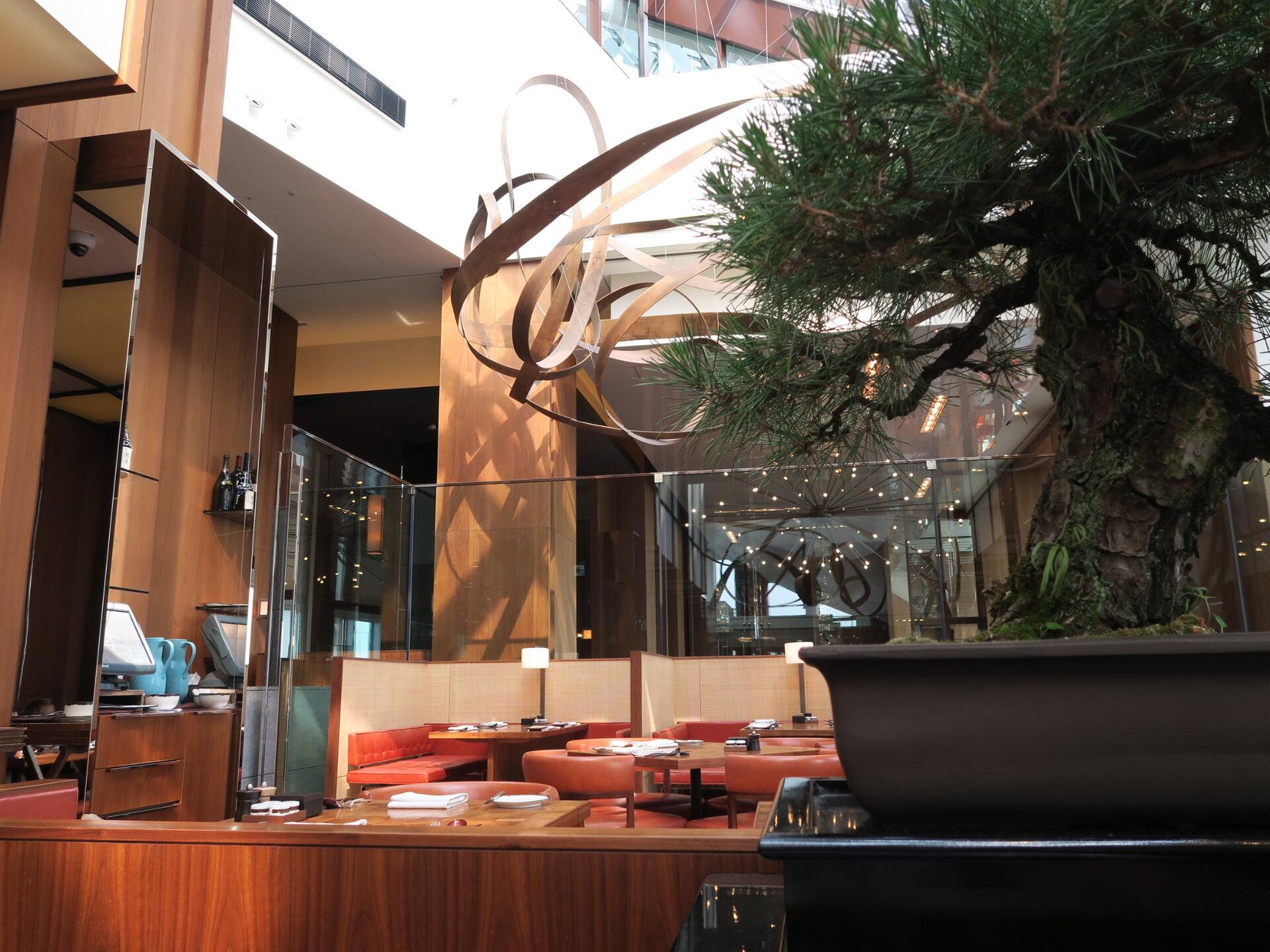 お仕事前に至福のひととき♡虎ノ門ヒルズ51階、アンダーズで極上の朝食を☆